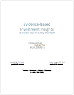 Evidence Based Insights